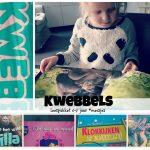 Kwebbels boekenpakket – meisje 6-7 jaar